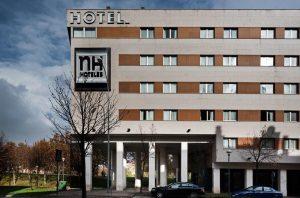 pintura industrial hoteles en logroño y en la Rioja